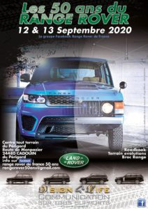 ANNULÉ - Rasso 50 ans du Range Rover
