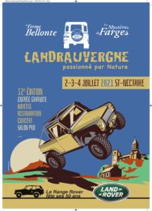 12° Landrauvergne 2021 @ Saint Nectaire