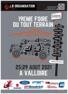 Foire du Tout Terrain de Valloire 2021 @ Valloire