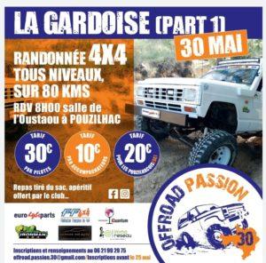 Balade La Gardoise @ Pouzilhac (30)