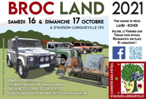 Broc'Land 2021 @ D'Huisson-Longueville (91)